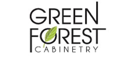 Green Forest Cabinetry Logo